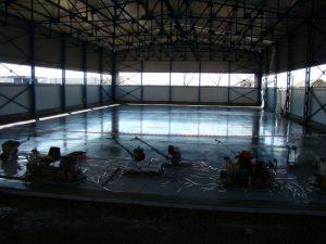 beton lisse