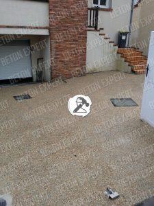 cour beton desactive belgique