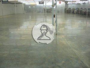 sol industriel beton lisse