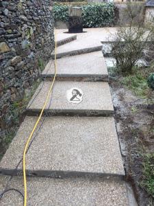 beton desactive escaliers