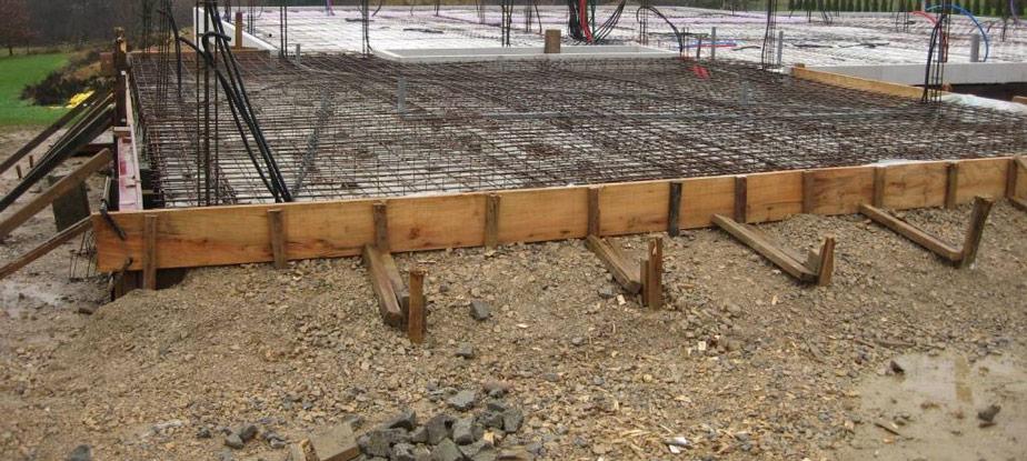Comment faire le coffrage pour une dalle de béton?